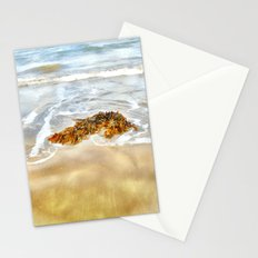WASHED AWAY TO THE SEA Stationery Cards