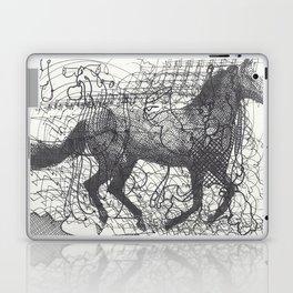 Horse Supercluster Laptop & iPad Skin
