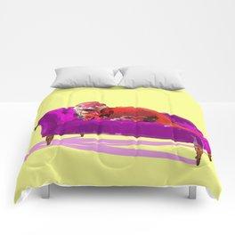 Tytanic Otter Comforters