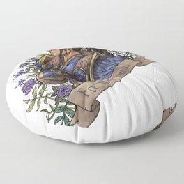 My King Floor Pillow