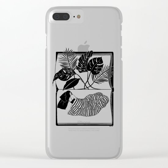 A Midsummer Night's Dream Clear iPhone Case
