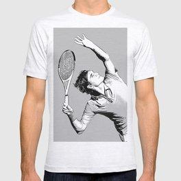 Roger's Trophy position T-shirt