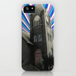 Holy City iPhone Case