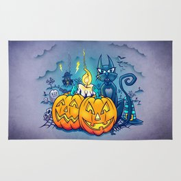 Happy Halloween! Rug