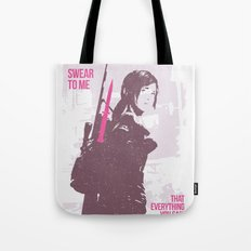 Swear to me... Tote Bag