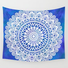 Delicate Lace - LaurensColour Wall Tapestry