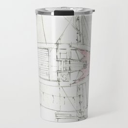 22 Ft Sloop Travel Mug