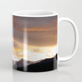 Sunset on Trail Ridge 3 Coffee Mug
