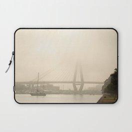 In The Mist Laptop Sleeve
