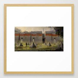 NOVA 07 Framed Art Print