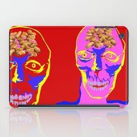 peanuts iPad Cases featuring may contain more peanuts by Sarah E. Roy