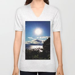 There's No Place Like Home Unisex V-Neck