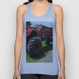Real Big Fire Truck Unisex Tank Top
