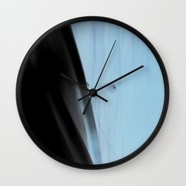 photography is abstraction II Wall Clock