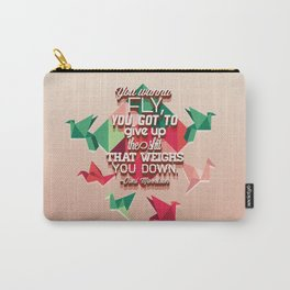 toni morrison  Carry-All Pouch