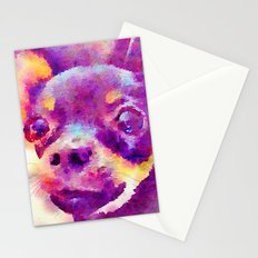 Lizzy (Chihuahua) Stationery Cards