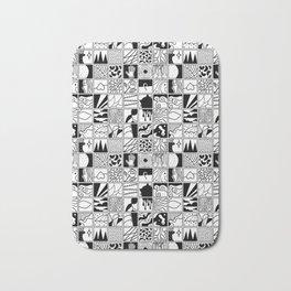 extraordinary spaces - pattern Bath Mat