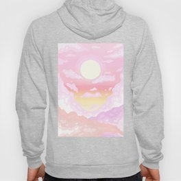 Pink light Hoody