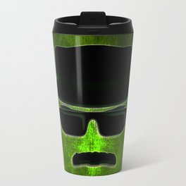 Walter White Silhouette 2 Travel Mug
