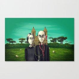 Terra de Condá Canvas Print