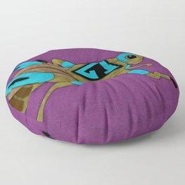 Grasshopper Floor Pillow