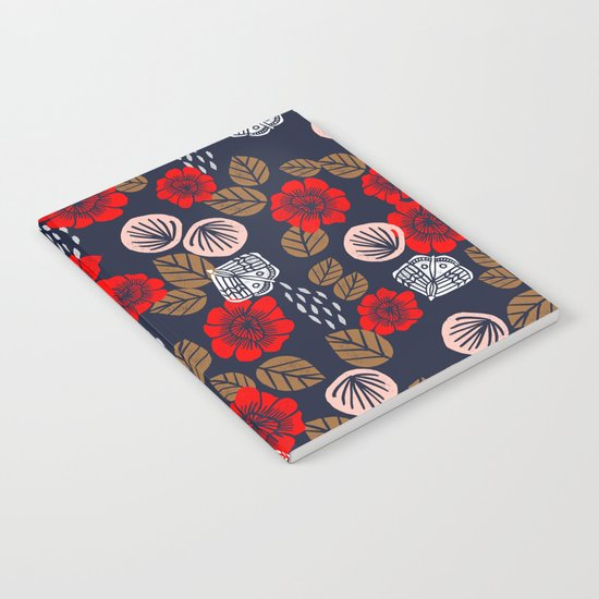 Butterflies in the Garden Notebook
