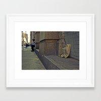 philadelphia Framed Art Prints featuring Philadelphia by Brittany Salerno Photography