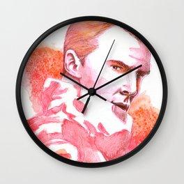 My name is Khan Wall Clock
