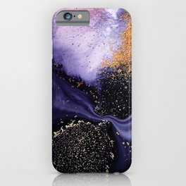 Flow I Abstract iPhone Case