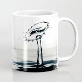 Water splash drop umbrella Coffee Mug