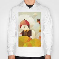 birdman Hoodies featuring Birdman by Squizzato