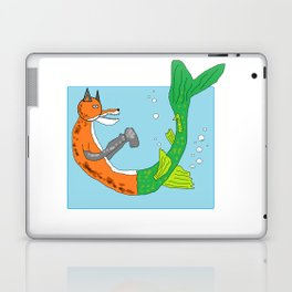 River Fox Laptop & iPad Skin