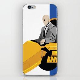 Charles Xavier iPhone Skin