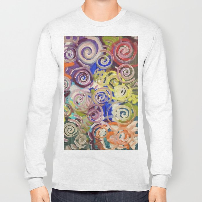 Pecson Tribal Long Sleeve T-shirt