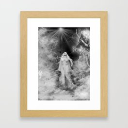 Lost soul Framed Art Print