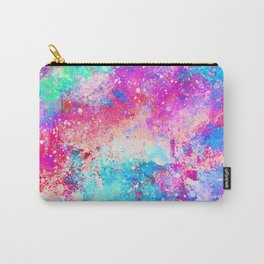 Cosmos Colours Carry-All Pouch
