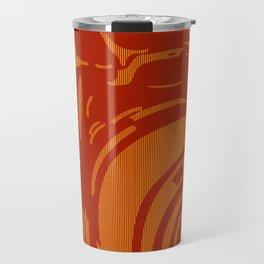 Camera Lines Travel Mug