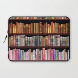 Vintage books ft Jane Austen & more Laptop Sleeve
