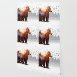 A Wilderness Within / Bear Wallpaper