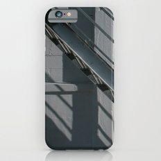 Stairs Black and White iPhone 6s Slim Case