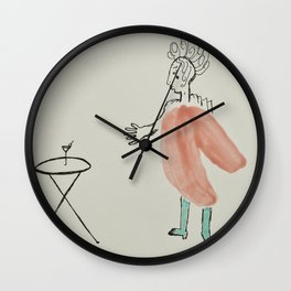 Another Drink Wall Clock