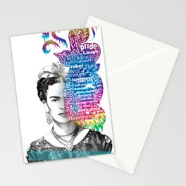Frida Kahlo -  Stationery Cards