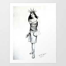 911 Art Print