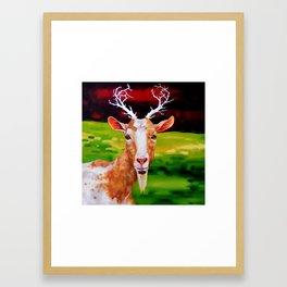 Zoe Deriferous Framed Art Print