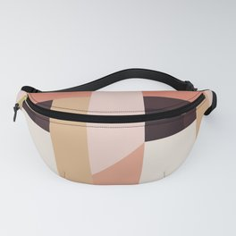 Abstraction_Colorblocks_001 Fanny Pack