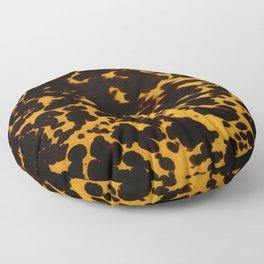 Art Deco polished Tortoise Shell Floor Pillow