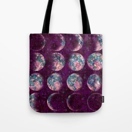 Celestial Moons Tote Bag