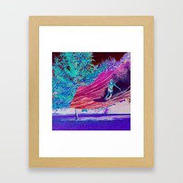 Conversation with Nature Framed Art Print