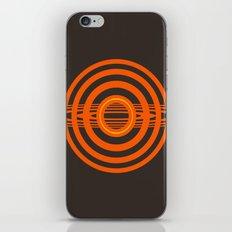 Fun rays iPhone & iPod Skin