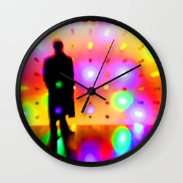 Club 1 Wall Clock